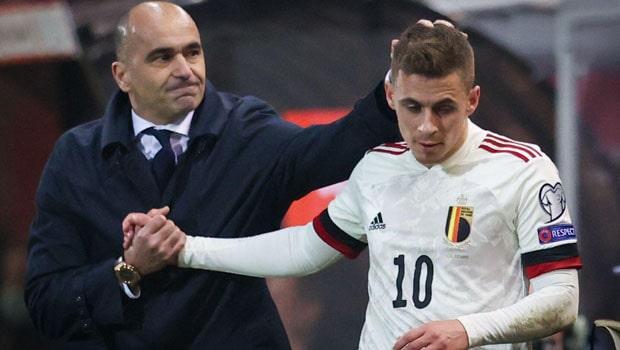 마르티네즈는 벨기에의 중요한 개막전 승리 후 팀 정신을 칭찬하다